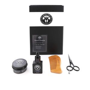 The Beardsman's Toolkit - Talisman + Tea Tree & Cedar