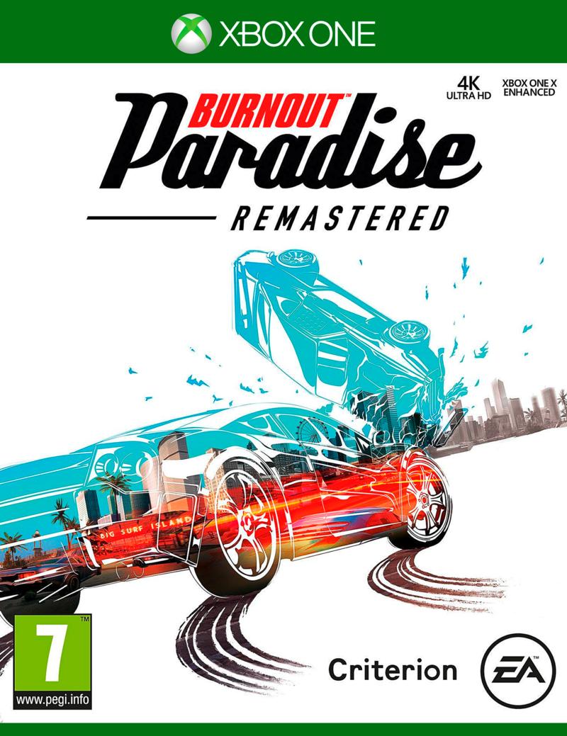 Burnout: Paradise - Remastered