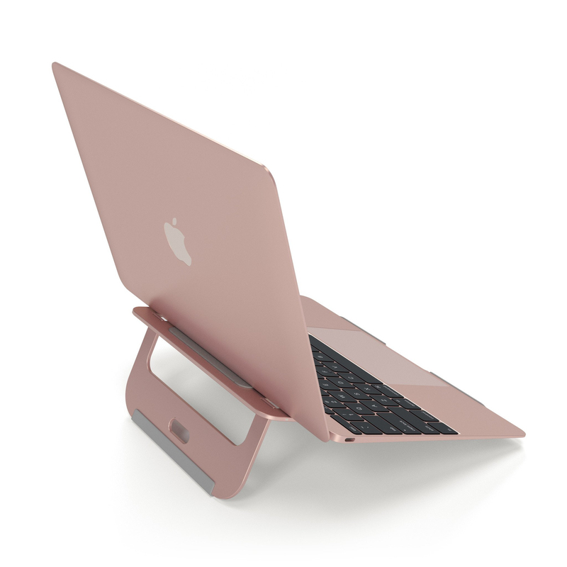 Satechi Aluminum Laptop Stand Rose Gold Other