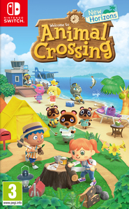Animal Crossing New Horizons + Amiibo - Nintendo Switch