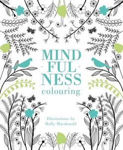 Mindfulness Coloring Book Waterstones Export Only Ed