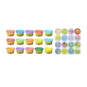 Play Doh 1 oz 15 Count Bag