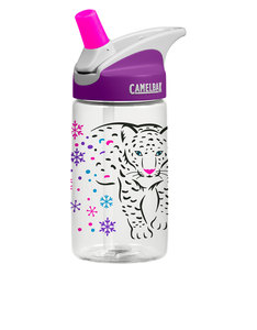 Camelbak Eddy Kids .4L Snow Leopard Water Bottle