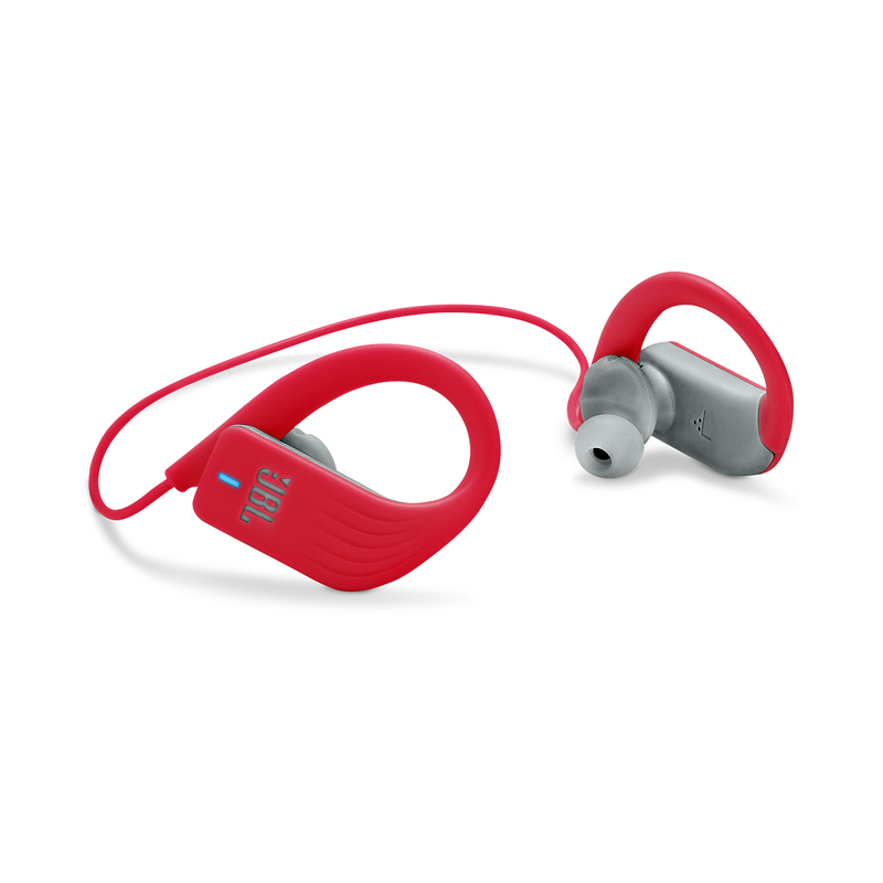 JBL Enduarance Sprint Red In-Ear Earphones