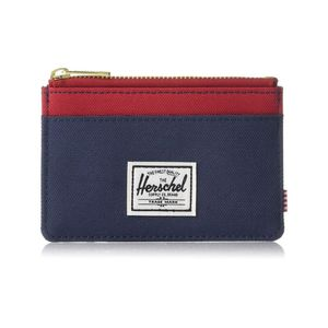 Herschel Oscar RFID Wallet Navy/Red