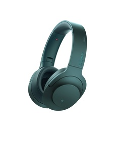 Sony MDR-100 Blue Bluetooth Noise-Cancelling Headphones