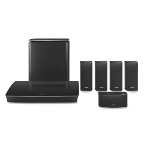 Bose Lifestyle 600 Home Entertainment System Black