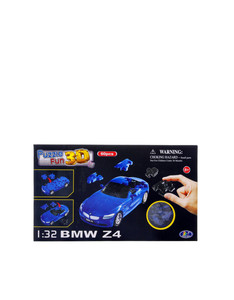 Happywell 1.32 Bmw Z4 Blue 3D Puzzle