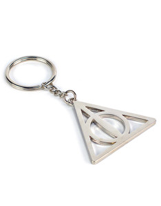 Harry Potter Deathly Hallows Keyring
