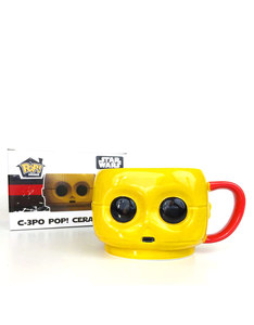 Funko Pop Home Star Wars Ep7 C-3PO Mug