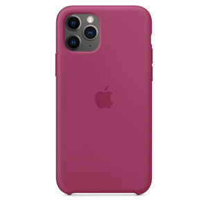 Apple Silicone Case Pomegranate for iPhone 11 Pro