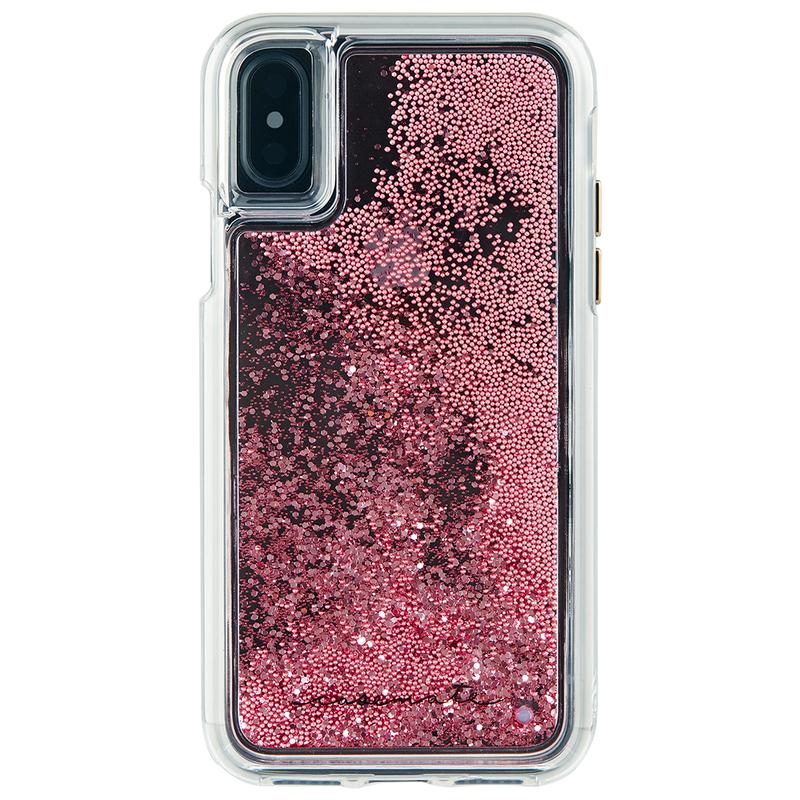 reputable site b15da d3e39 Case-Mate Waterfall Case Rose Gold for Iphone X