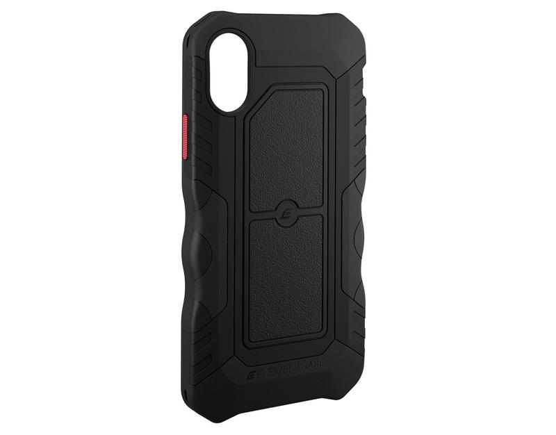 buy popular 81a0d 64c72 Element Case Recon Case Black for iPhone X