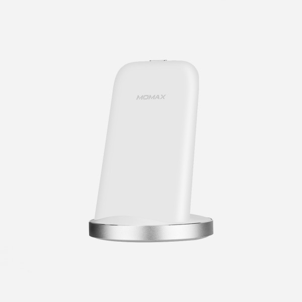 Momax Q.Pad White Ultra-Slim Wireless Charger