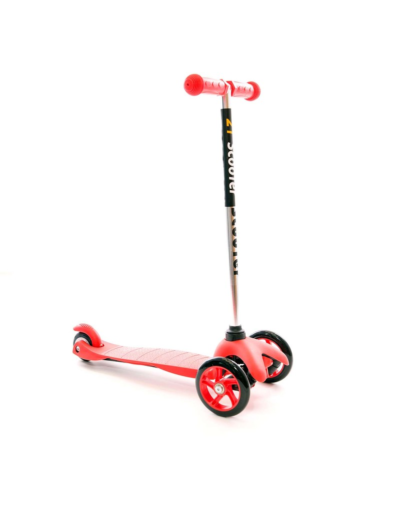 Kikx Mini Scooter Red