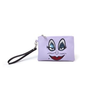Difuzed Disney Little Mermaid Ursula Pouch Wallet