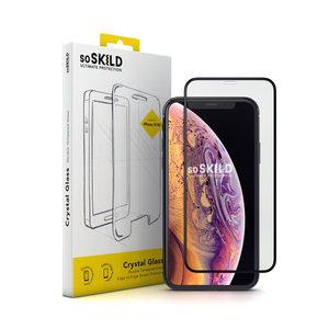Soskild Blue Light Filter Screen Protector for iPhone 11 Pro
