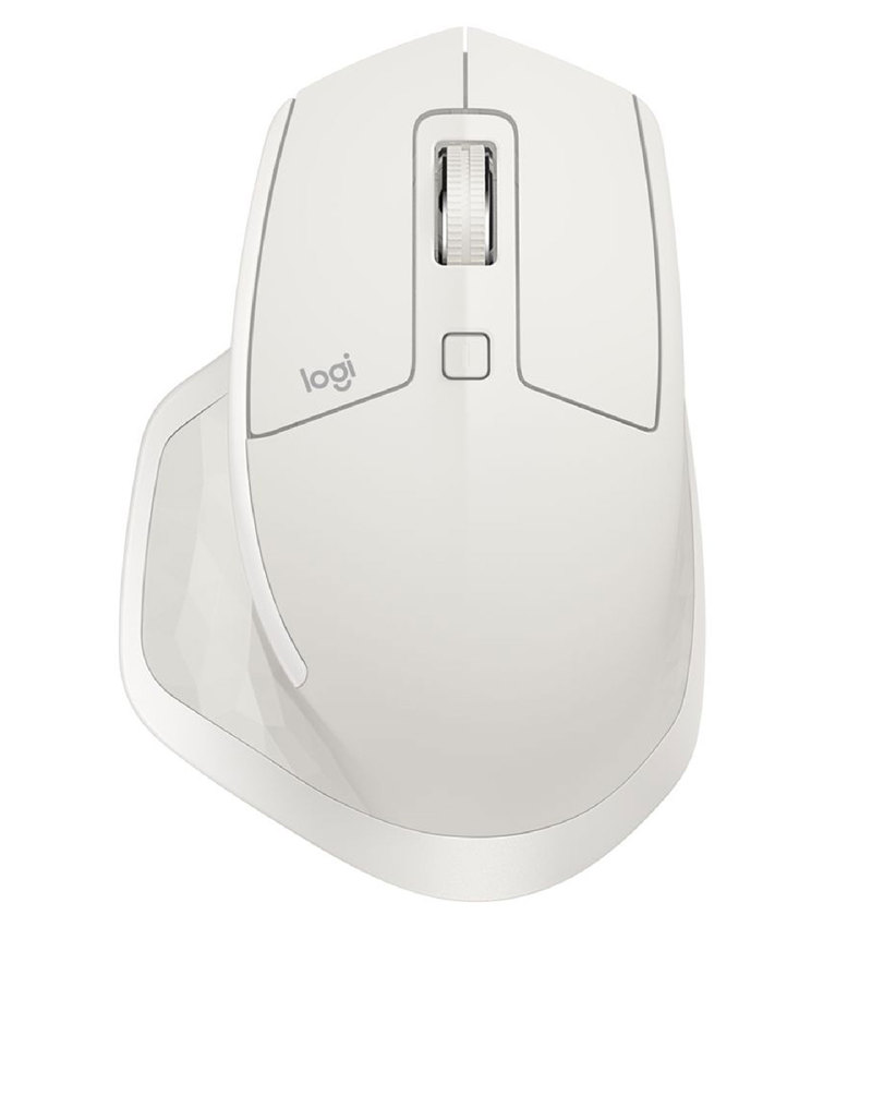 Logitech MX Master 2S Light Grey Wireless Mouse