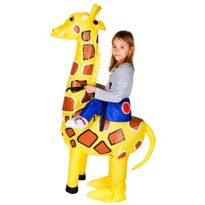 Bodysocks Inflatable Giraffe Costume for Kids