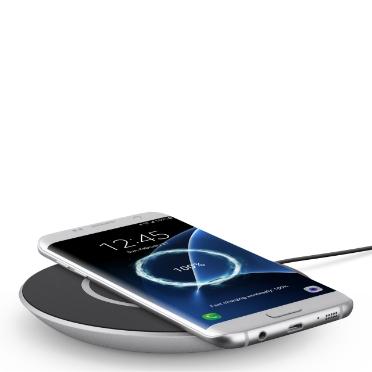 Belkin Boostup Black 15w Qi Wireless Charging Pad Chargers