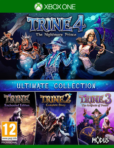 Trine: Ultimate Collection [Pre-owned]
