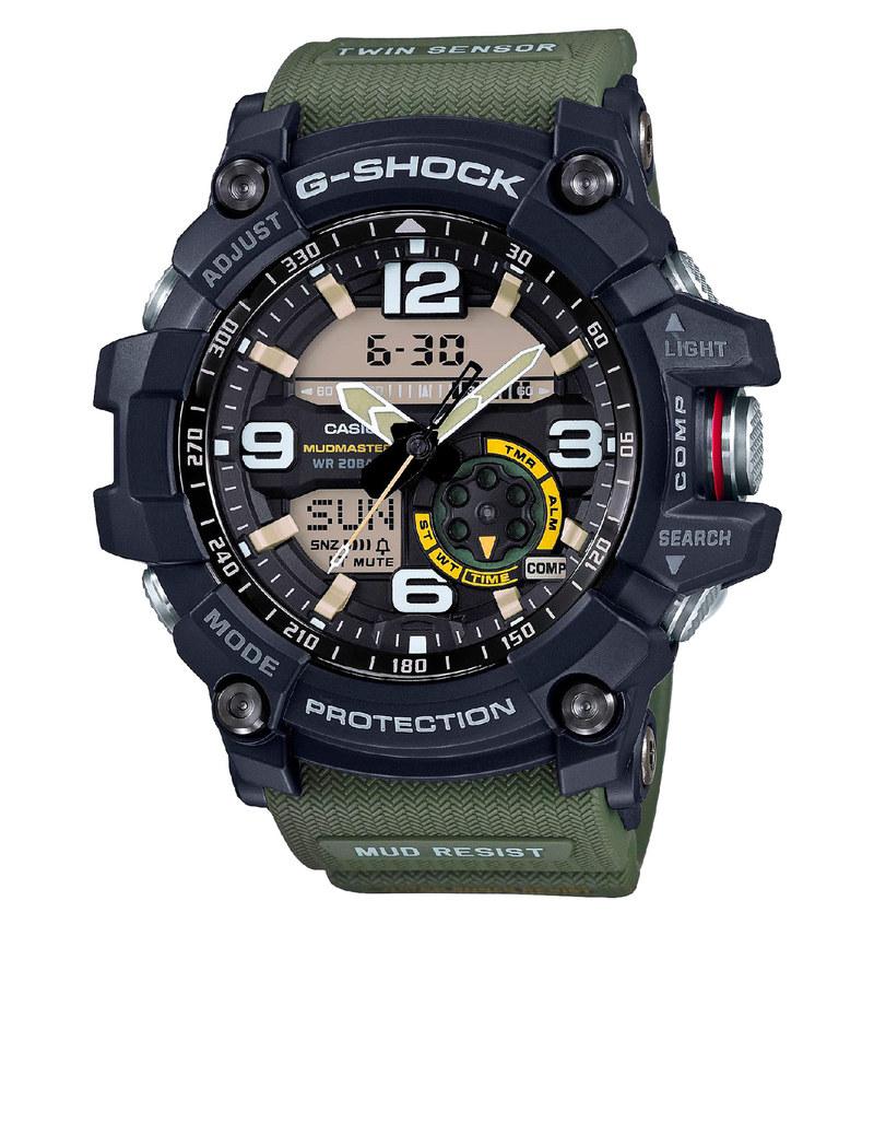 c9befff1bd9b Casio GG-1000-1A3DR G-Shock Watch
