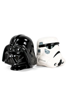Star Wars Darth Vader & Stormtrooper Bookends [Set of 2]
