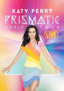 THE PRISMATIC WORLD TOUR LIVE DVD