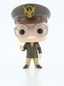 Funko Pop Stan Lee Cameo Army General Vinyl Figure