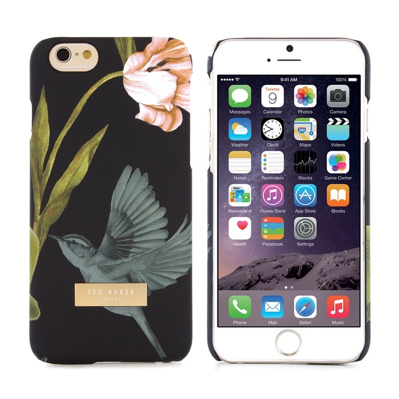 Proporta Ted Baker Soft Feel Hard Shell Oriental Floraldobos Case iPhone 6/6S