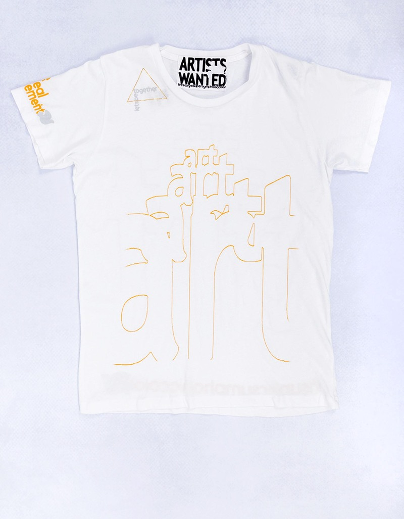 Freecity 4Art White T-Shirt