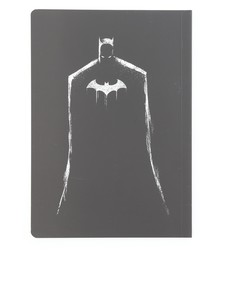Jobedu Batman Cap Black A5 Notebook