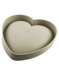 Silikomart 3D-Heart Cake Mould 1.7L