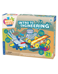Thames & Kosmos Little Labs Intro To Engineering Project Kit