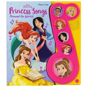 Disney Princess Little Music Note