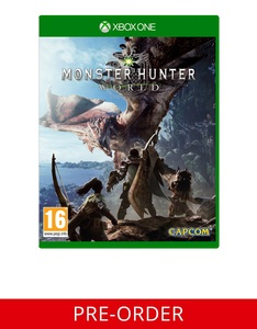 Monster Hunter: World Xbox One [Pre-order]