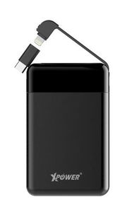 XPower PB8A 8000mAh Power Bank Black