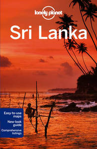 Lonely Planet Sri Lanka Travel Guide