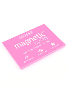 Magnetic Notes Pink M