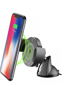 Cellular Line Pilot Act Car Mount/Wireless Charger