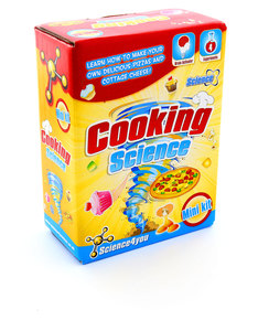 Sciene 4 You Mini-Kit Cooking Science