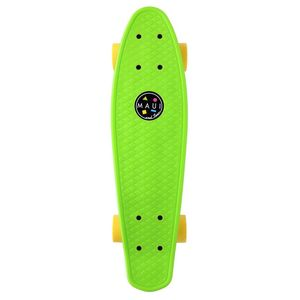 Maui and Sons Cookie Skateboard Lime