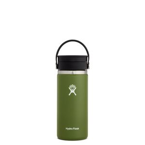 Hydroflask Canteen Coffee Flask Wd Olive 470ml