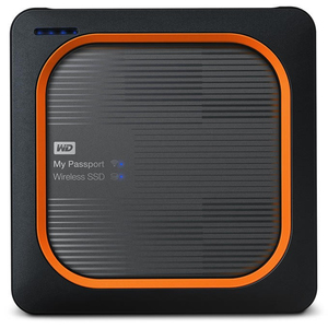 Western Digital My Passport Wireless 1TB SDD Grey