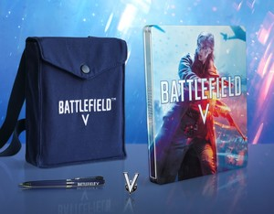 Battlefield V Steelbook Kit