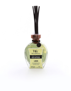 Woodwick Reed Diffuser 3oz Linen