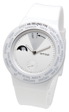 Atop World Time Watch Vwa Series White Vwa-10