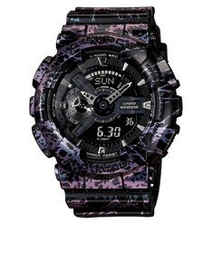 Casio G-Shock GA110PM1D STRAP Watch Black