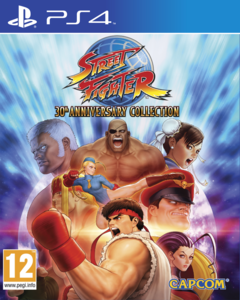 Street Fighter: 30th Anniversary Collection [Pre-owned]