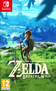 The Legend of Zelda: Breath of the Wild [Pre-owned]
